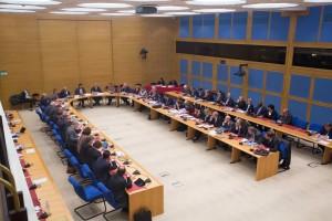 1er avril 2015 : la Commission des affaires étrangères a entendu M. Nicolas Hulot, envoyé spécial du Président de la République française pour la protection de la planète, sur la Conférence Paris climat 2015