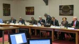 Réunion constitutive le 20 novembre 2014