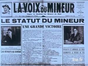 Extrait des Mémoires de la mine - 2 dec 1981